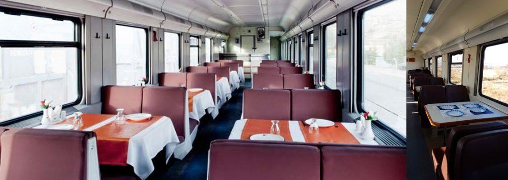 Yemekli Vagon